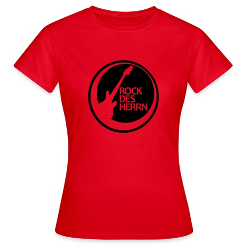Rock des Herrn - 2011 Edition - Frauen T-Shirt