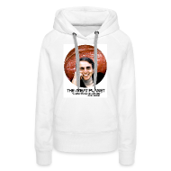 Hoodies & Sweatshirts ~ Women's Premium Hoodie ~ The Meat Planet Women's Hoodie