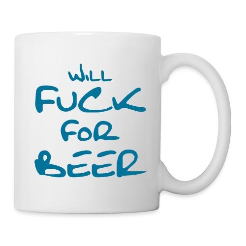 Fuck for beer - Mug