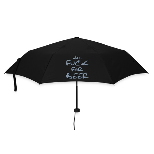Fuck for beer - Umbrella (small)