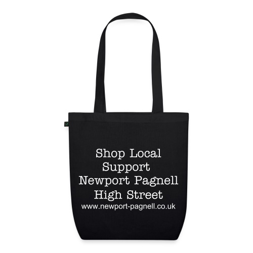 Earth Positive Fashion Tote - EarthPositive Tote Bag