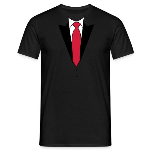 Elegant T-shirt - Männer T-Shirt
