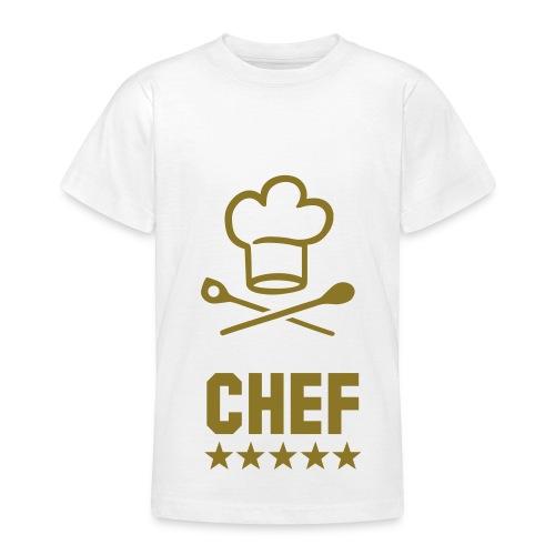 cocina - Camiseta adolescente