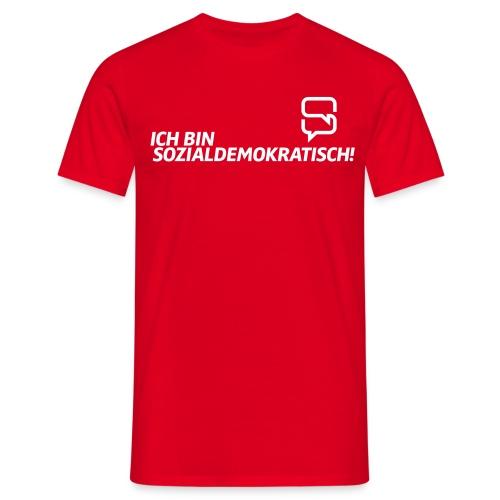 Dasistsozi-Shirt für Genossen - Männer T-Shirt