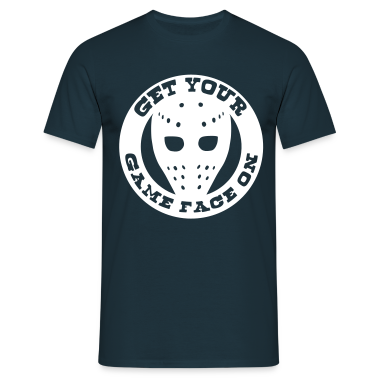 Get Your Game Face On T-Shirts