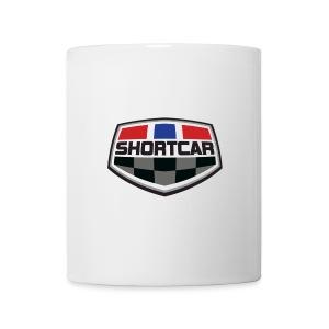 Krus med Shortcar logo - Kopp