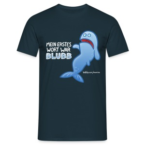 BLUBB! Boys - Männer T-Shirt