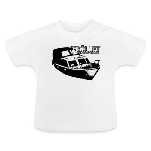 Det lilla tröllet - Baby-T-shirt