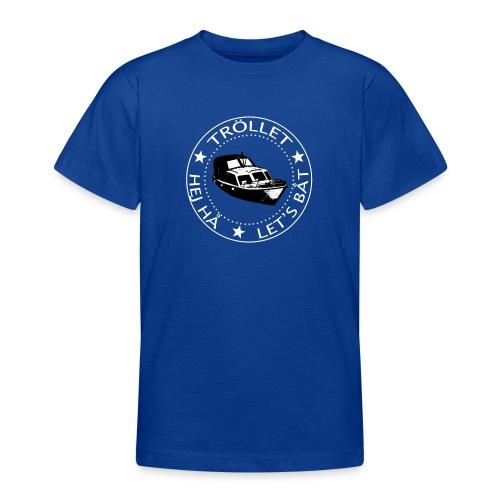 Test-tröll - T-shirt tonåring
