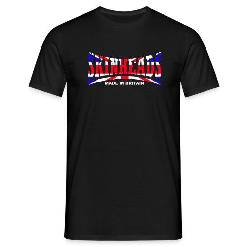 Skinheads - Made in Britain - Männer T-Shirt