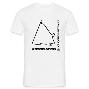 psychogeographical assoc. - Men's T-Shirt