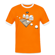 Tee shirts ~ Tee shirt contraste Homme ~ Numéro de l'article 16519468