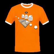 Tee shirts ~ Tee shirt contraste Homme ~ Numéro de l'article 16519470