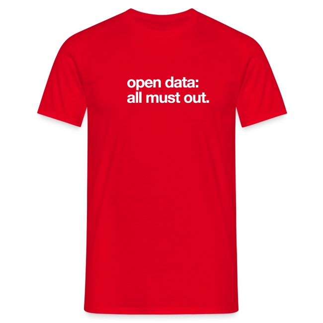 "men's/ ""open data: all must out"""
