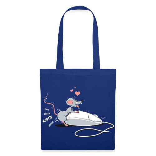 La reproduction des Souris - Tote Bag
