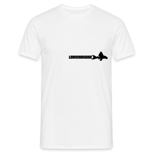 Loricariidae - liten - T-skjorte for menn