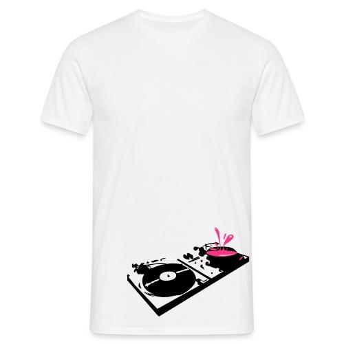 Dancing StickMen - Men's T-Shirt