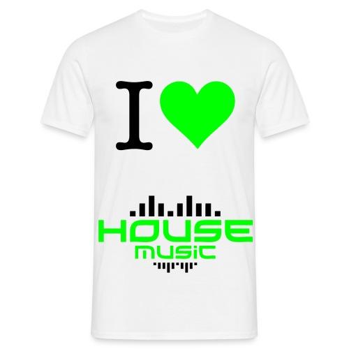 KRANFT- Muzic - T-shirt Homme