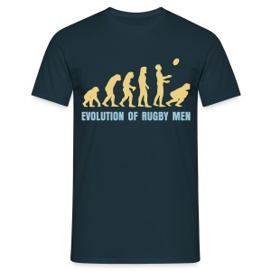 Evolution Mens Shirt - Männer T-Shirt