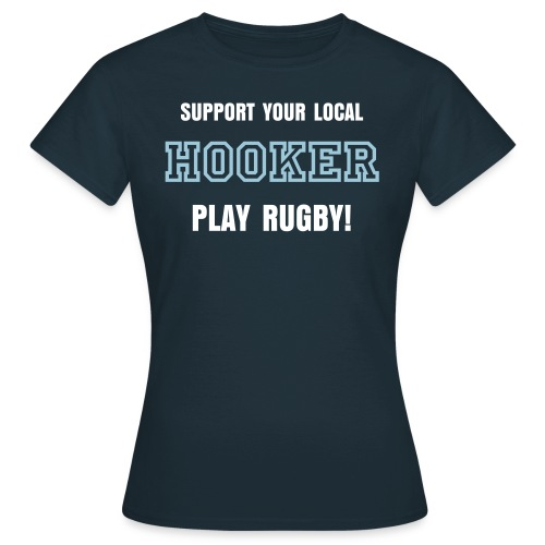 Hooker Girls Shirt - Frauen T-Shirt