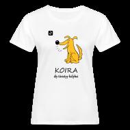 T-paidat ~ Naisten luonnonmukainen t-paita ~ Tuotenumero 16529881