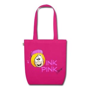 Ink Pink! - Bio-Stoffbeutel