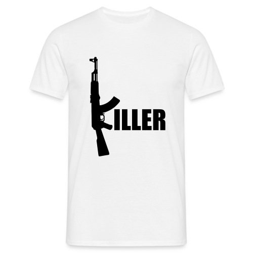 GoGrime AK47 Killer Shirt - Men's T-Shirt