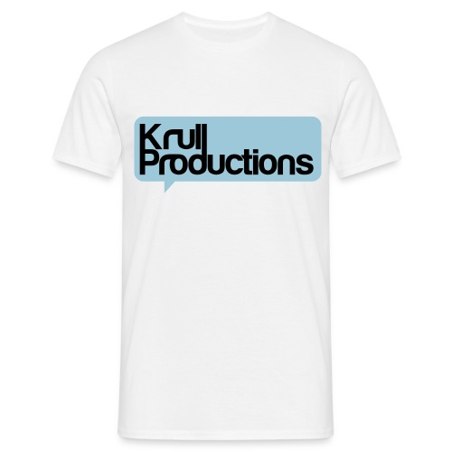Krull T-shirt Herr (valbar färg) - T-shirt herr