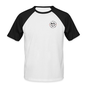 SoccerTeam Logo - Shirt - Männer Baseball-T-Shirt