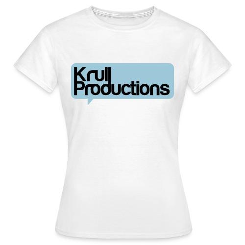 Krull T-shirt Dam (valbar färg) - T-shirt dam