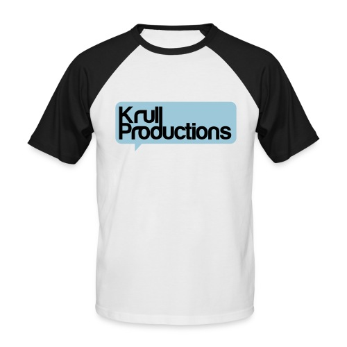 Krull T-shirt Herr (valbar färg) - Kortärmad basebolltröja herr