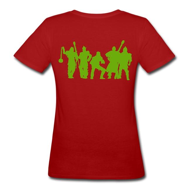 Jugger Team grün