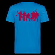 T-Shirts ~ Männer Bio-T-Shirt ~ Jugger Team rot