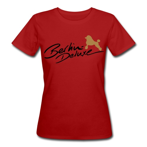 B-D T-Shirt klimaneutral Woman - Frauen Bio-T-Shirt