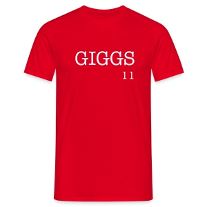 Giggs Quote T-Shirt - Men's T-Shirt