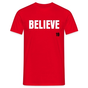 Believe T-shirt 7Cantonas - Men's T-Shirt