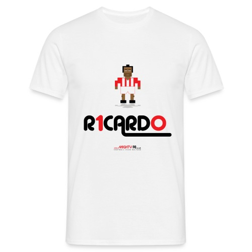 Legend - Ricardo no 10 - Men's T-Shirt