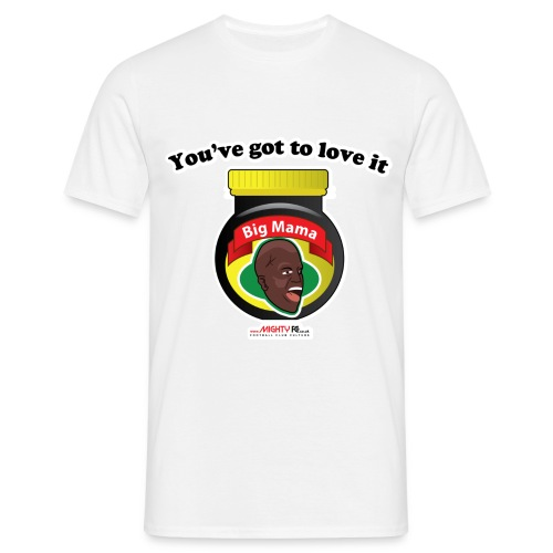 Love them or hate them collection - Sidibe - Men's T-Shirt