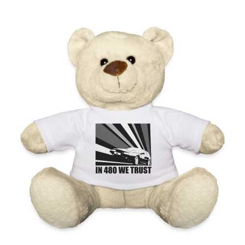 Peluche - In 480 we trust - Nounours