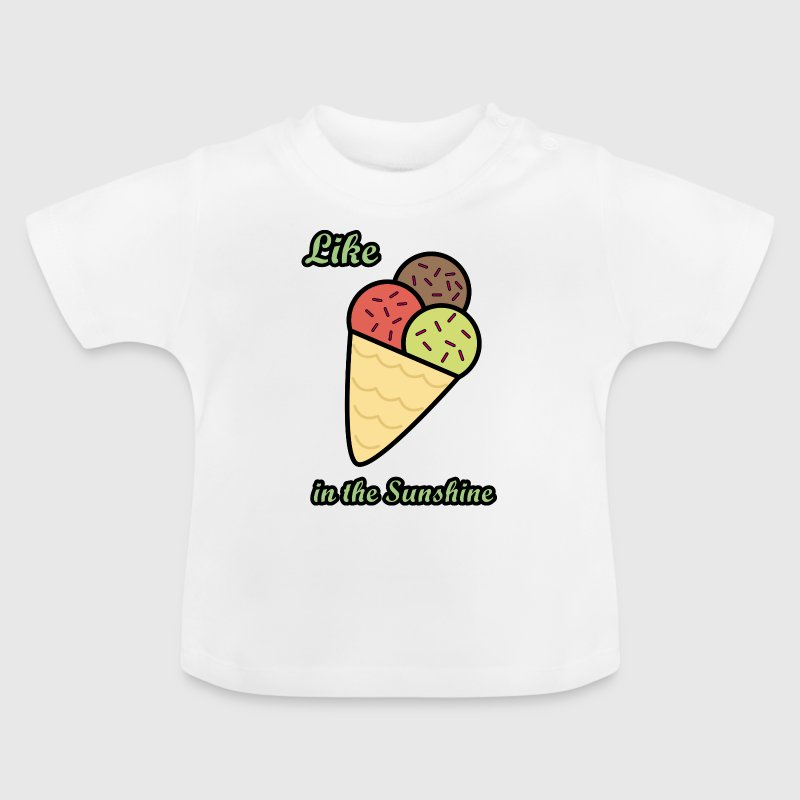 Like EIS in the Sunshine  - Baby T-Shirt