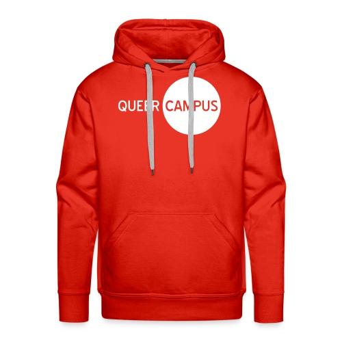 QC Männer Hoodie - Männer Premium Hoodie