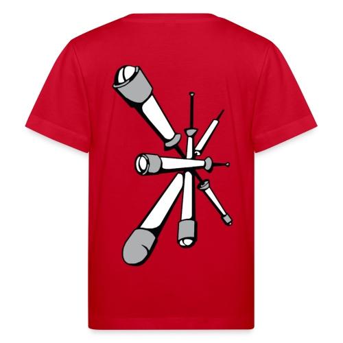Juggerpompfen - Kinder Bio-T-Shirt
