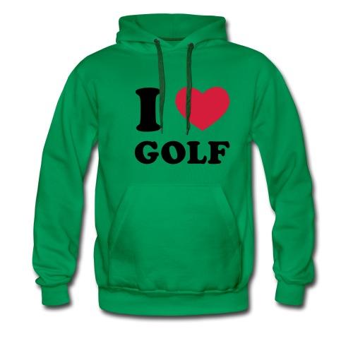 Golf love hoodie - Men's Premium Hoodie