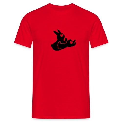 red&black fashion - Men's T-Shirt