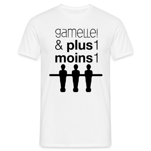 Gamelle - T-shirt Homme