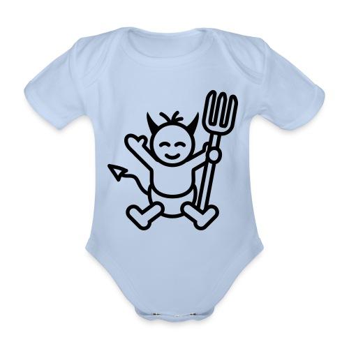 Body - Ekologisk kortärmad babybody
