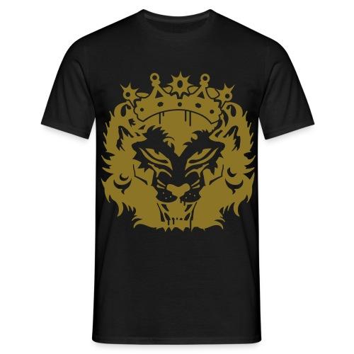 Last Baron - Lion and Crown - Men's T-Shirt