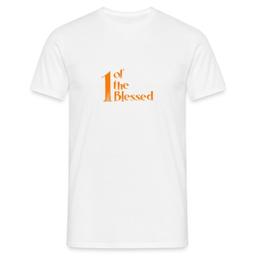 One of the Blessed - Men's T-Shirt