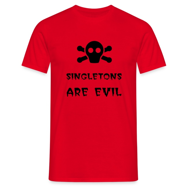 Singletons (without badge)