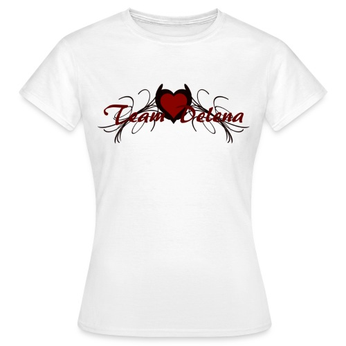 T shirt femme team delena - T-shirt Femme